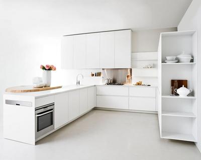 Model Kitchen Set Minimalis Terbaru 2015