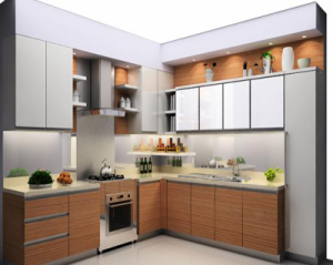 Kitchen Set Cahaya Interior